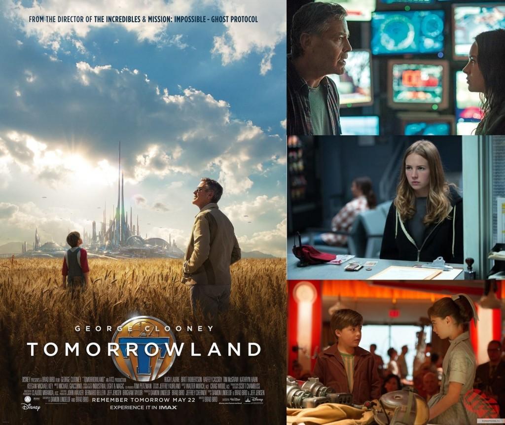 TomorrowLand หนังสร้างแรงบันดาลใจเรื่องของการเปลี่ยนแปลง